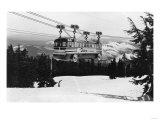 Mt Hood Skiway to Timberline Lodge Photograph - Mt Hood  OR