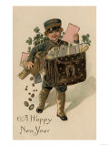 A Happy New Year - Irish Mail Boy