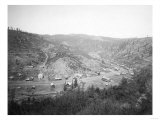View of Galena  South Dakota Photograph - Galena  SD