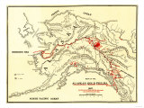 Alaska - Panoramic Map