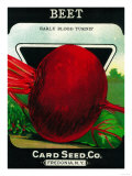 Beets Seed Packet