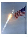 Apollo 11 Launch Photograph - Cape Canaveral  FL