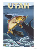 Cutthroat Trout Fishing - Utah