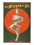 &quot;The Wizard of Oz&quot; Musical Theatre Poster No2