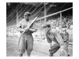 Al Bridwell & Jimmy Archer  Chicago Cubs  Baseball Photo