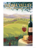 Yakima Valley  Washington - Wine Country