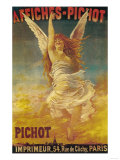 Affiches-Pichot Promotional Poster - Paris  France