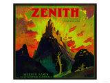 Zenith Orange Label - Whittier  CA
