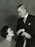 The Duke and the Duchess of Windsor  Prince Edward  Formerly King of the United Kingdom