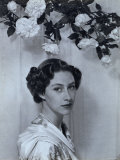 Portrait of the Late Princess Margaret  Countess of Snowdon  21 August 1930 - 9 February 2002