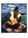 Woman Reading  1997