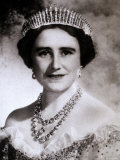 Portrait of Her Majesty Queen Elizabeth  the Queen Mother  4 August 1900 - 30 March 2002