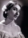 Maria Callas as Violetta in La Traviata