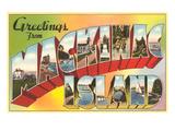 Greetings from Mackinac Island  Michigan