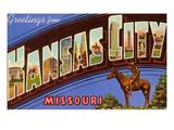 Greetings from Kansas City  Missouri