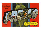 Greetings from Fresno  California