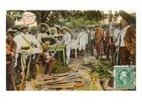 Emiliano Zapata and Followers  Cuernavaca  Mexico