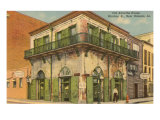 Old Absinthe House  New Orleans  Louisiana