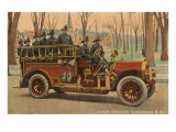 Fire Truck  Manchester  New Hampshire