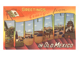 Greetings from Tijuana  Mexico