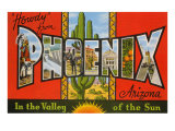 Greetings from Phoenix  Arizona