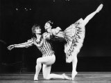 Margot Fonteyn and Rudolf Nureyev in Birthday Offering by the Royal Ballet at Royal Opera House