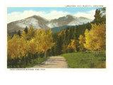 Longs Peak  Estes Park  Colorado