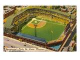 Sportsman's Park  St Louis  Missouri