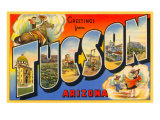 Greetings from Tuscon  Arizona