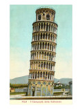Leaning ower of Pisa  Italy