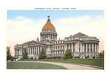 State Capitol  Jackson  Mississippi