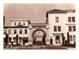 Paramount Studios  Hollywood  California
