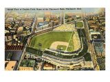 Crosley Field  Cincinnati  Ohio