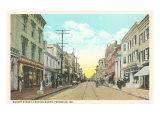 Market Street  Frederick  Maryland