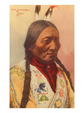 Chief Sitting Bull  Sioux Indian