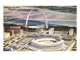 Gateway Arch  St Louis  Missouri