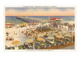 Pier  Beach  Pensacola Florida