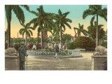 Columbus Park  Havana  Cuba
