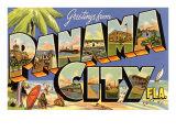 Greetings from Panama City  Florida