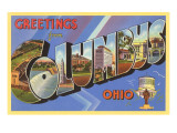 Greetings from Colombus  Ohio