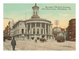 Merchants Old Stock Exchange  Philadelphia  Pennsylvania