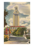 University Tower  Austin  Texas