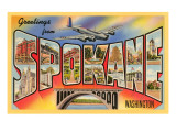 Greetings from Spokane  Washington