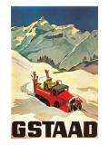 Ski Patrol Gstaad