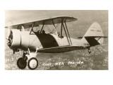 Navy N3N Trainer Biplane