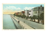East Battery  Charleston  South Carolina