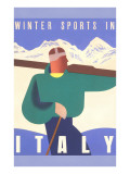 Winter Sports in Italy