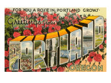 Greetings from Portland  Oregon