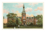 Sage College  Cornell University  Ithaca  New York