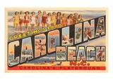 Greetings from Carolina Beach  North Carolina
